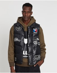 White Mountaineering - Millet x WM Down Vest