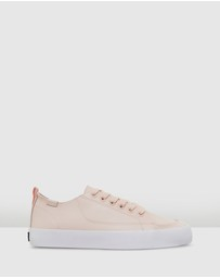 Volley - Deuce Leather Low