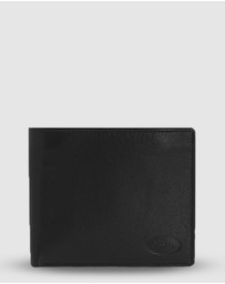 Cobb & Co - Andy RFID Bifold Leather Wallet