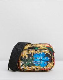 Versace Jeans Couture - Printed Camera Bag