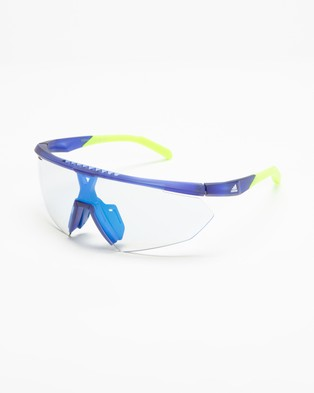 adidas Performance  SP0015 - Sunglasses (Blue)