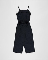Abercrombie & Fitch - Pintuck Jumpsuit - Teens
