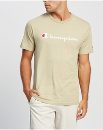Champion - Script Short Sleeve Tee
