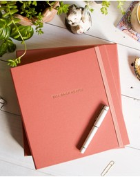 Write to Me - 2021 Daily Hustle Planner