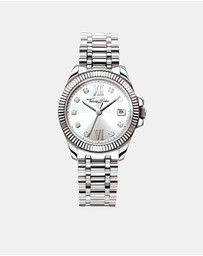 THOMAS SABO - Glam Steel Silver Dial Watch