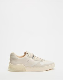 Coach - Citysole Suede Court Sneakers