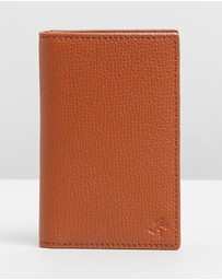 WANT Les Essentiels - Lynden Vertical Bi-Fold Wallet