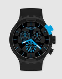 Swatch - CHECKPOINT BLUE