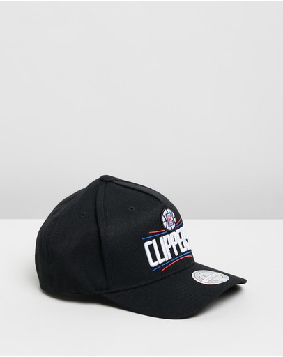 Mitchell & Ness Team Colour Logo 110 Snapback Los Angeles Clippers