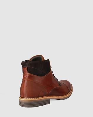 Wild Rhino - Nordic Boots (Tan)