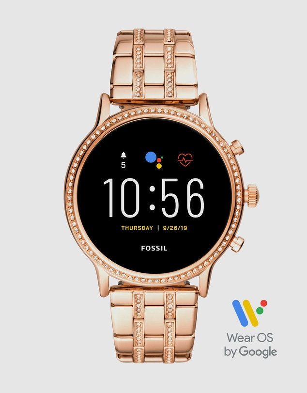 Fossil - Julianna Hr Gen 5 Smartwatch