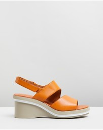 Camper - Kyra Wedge Sandals