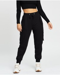 Missguided - Utility Pocket Cargo Jogger Pants