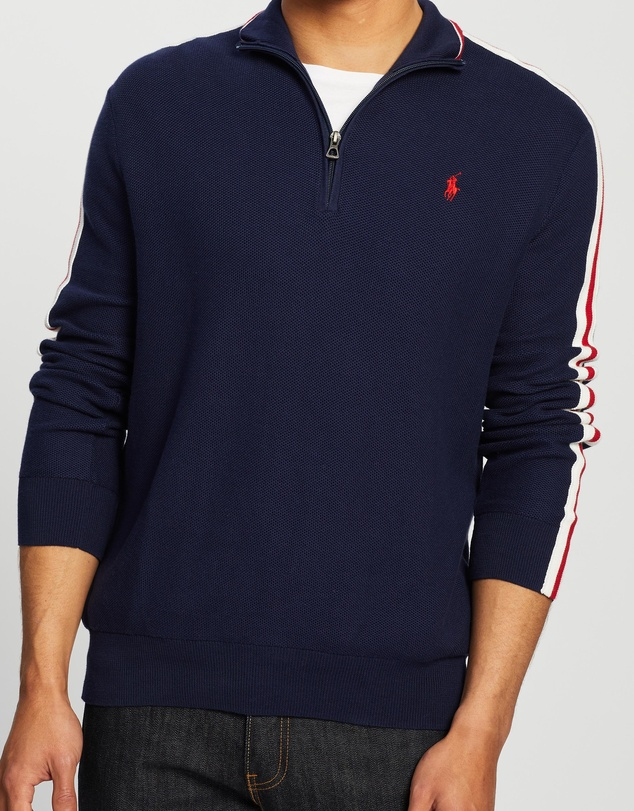 Polo Ralph Lauren - Long Sleeve Sweater