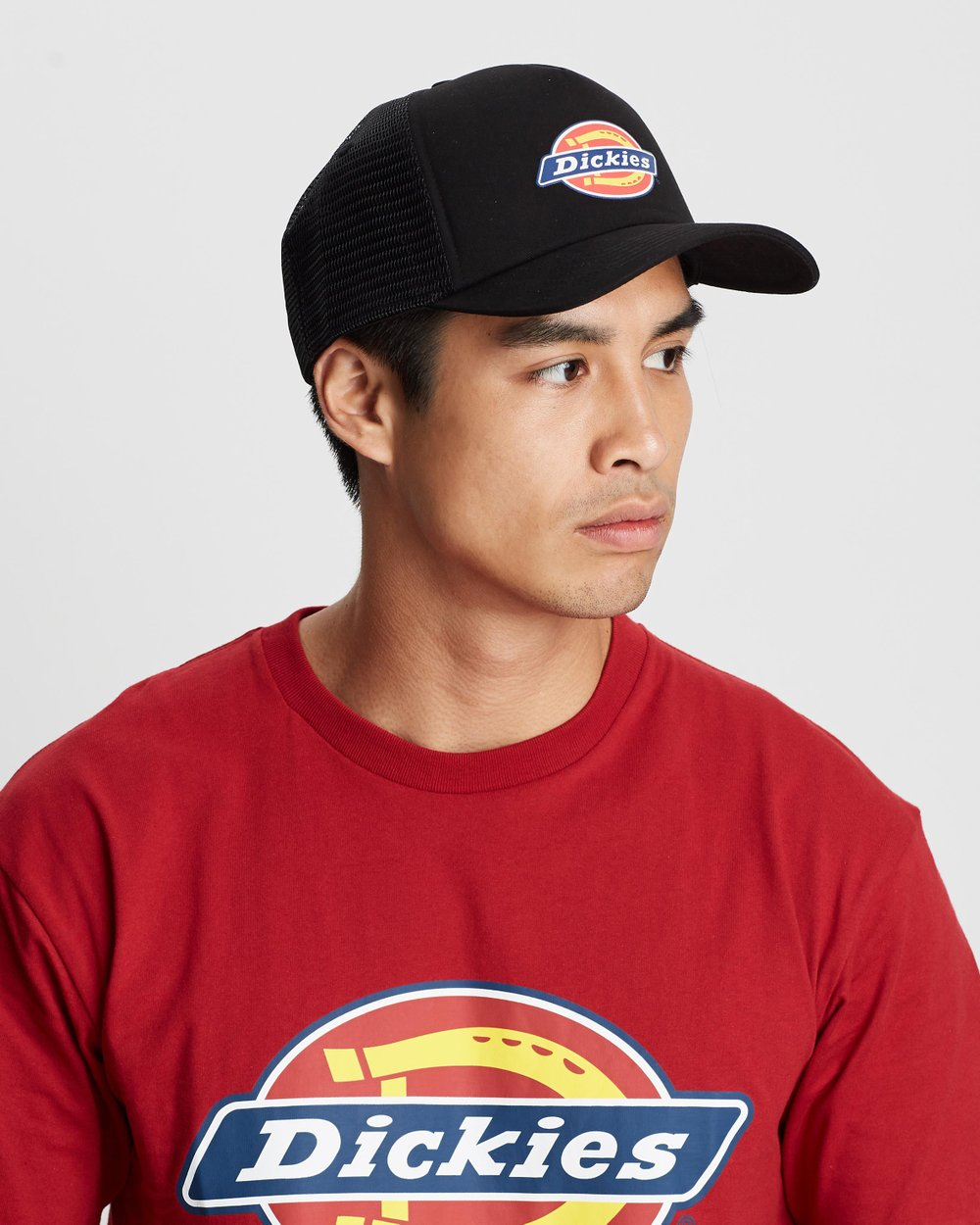 H.S Colour Trucker Cap by Dickies Online  c0ad48ceef49