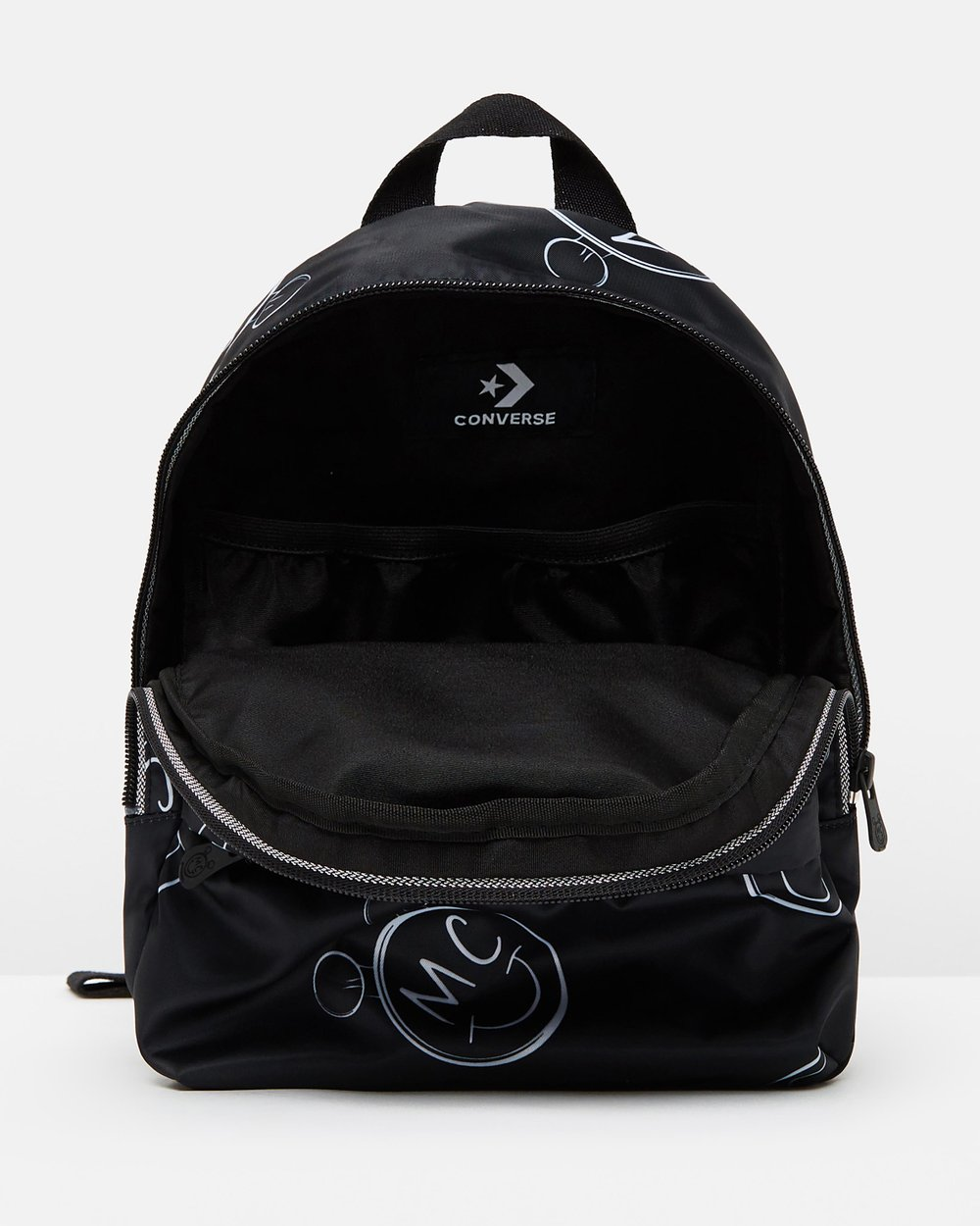CONVERSE X MILEY Logo Mini Backpack by Converse Online  6bdad885cae15