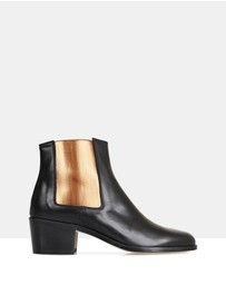 Beau Coops - Jerry Leather Chelsea Boots