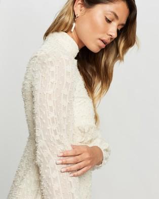 Vero Moda Lykke LS Short Dress - Dresses (Birch)