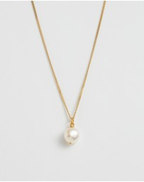 Kirstin Ash - Large Freshwater Pearl Necklace