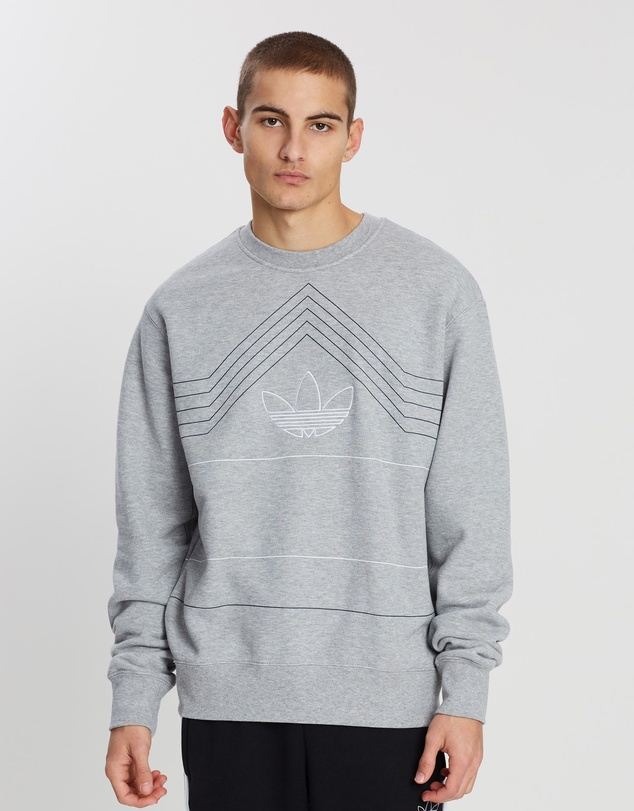 adidas Originals - Rivalry Crew