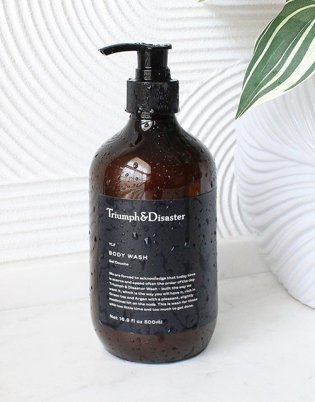 Triumph & Disaster - YLF Body Wash