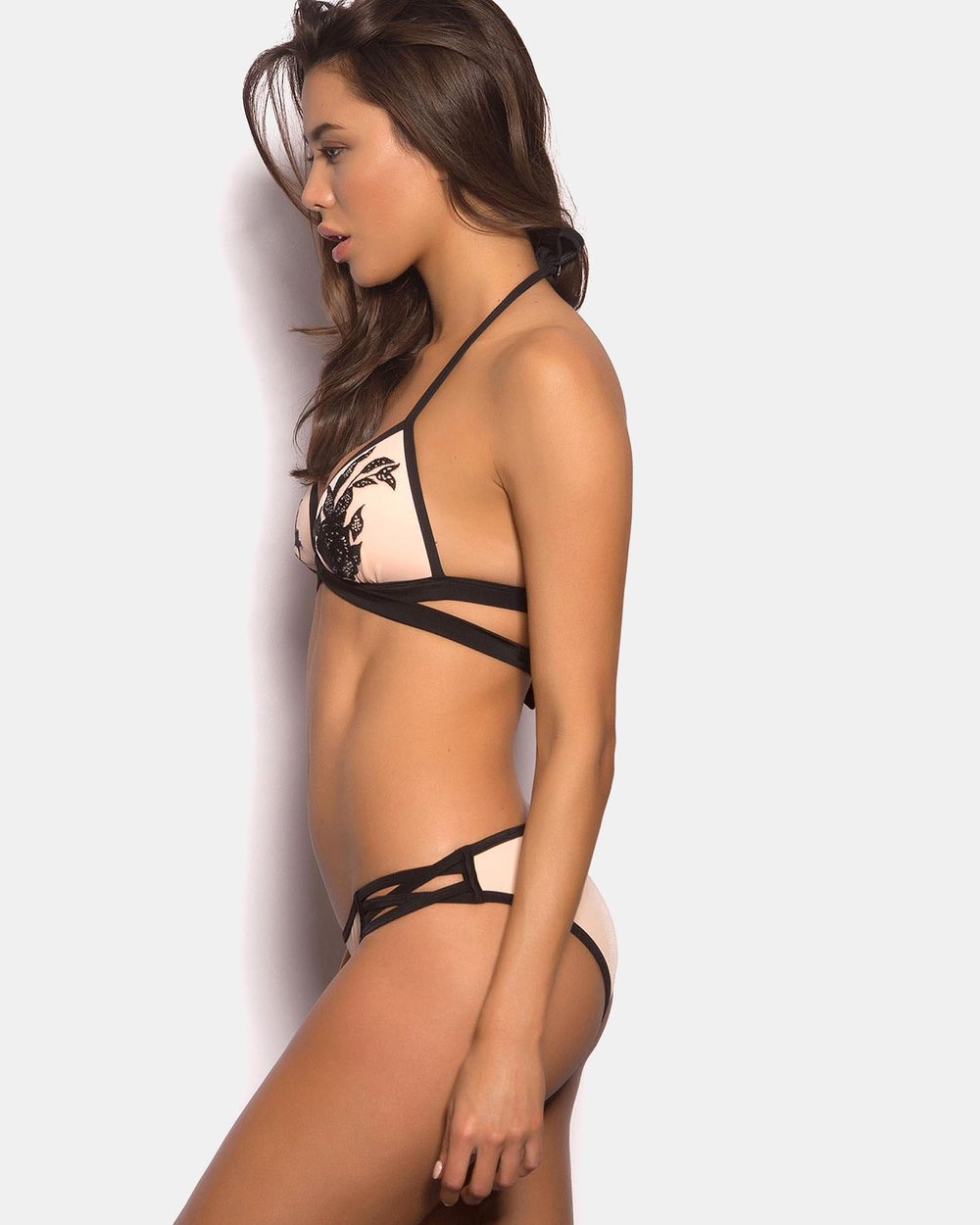6fd76c7e2a Lucy in the Sky Triangle Bikini Set by Bras N Things Online | THE ICONIC |  Australia