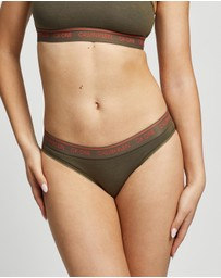 Calvin Klein - CK One Cotton Average & Full Figure Bikini