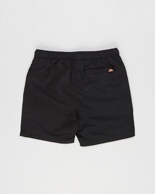 Ellesse - Bervios Swim Shorts Teens Swimwear (Black)