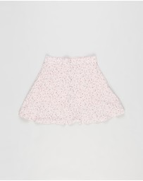 Abercrombie & Fitch - Ditsy Floral Skirt - Teens