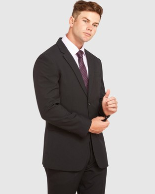 Kelly Country Corporate Collection Black Suit - Suits & Blazers (Black)