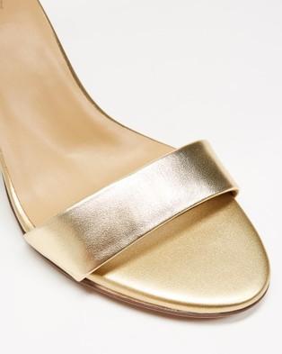 Naturalizer Vera - Mid-low heels (Dark Gold)