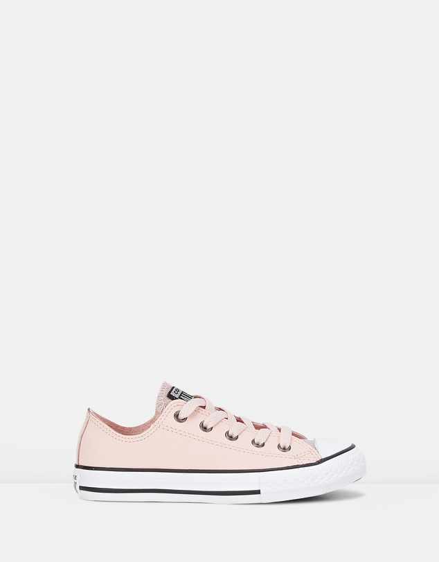 Converse - Chuck Taylor All Star Glitter Tongue Ox Youth