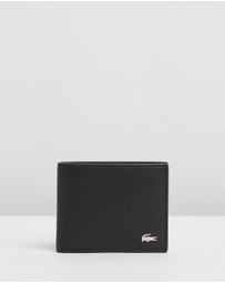Lacoste - Slim Billfold with ID Slot