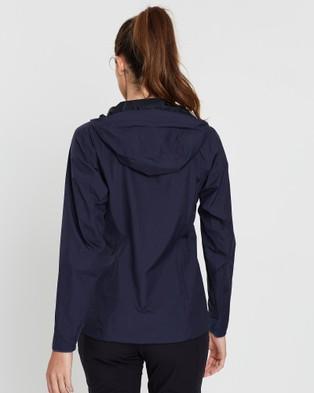 Arc'teryx Solano Jacket - Coats & Jackets (Black Sapphire)