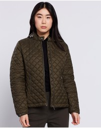 David Lawrence - Victoria Quilted Puffa Jacket