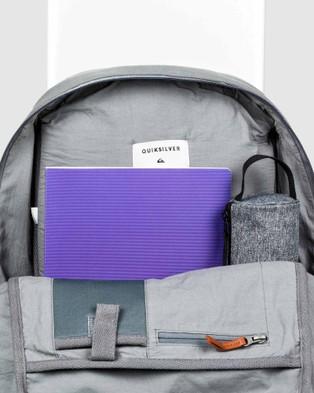 Quiksilver Cool Coast 25L Medium Backpack - Backpacks (QUIET SHADE)