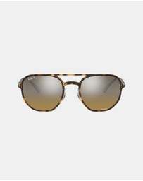 Ray-Ban - Injected Chromance Sunglasses - Unisex