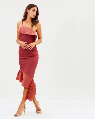 Talulah – Expression One Shoulder Dress – Bridesmaid Dresses Azalea