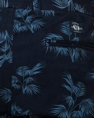 Coast Clothing Fern Chino Shorts - Chino Shorts (Navy)