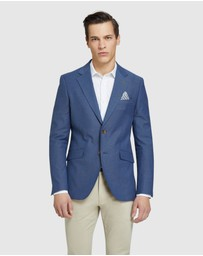 Oxford - Blake Cotton Stretch Blazer