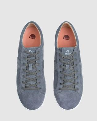 Bared Footwear Lead Sneakers   Men's - Sneakers (Charcoal Suede)