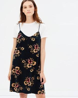 ONLY – Tara Short Sleeve Double Dress