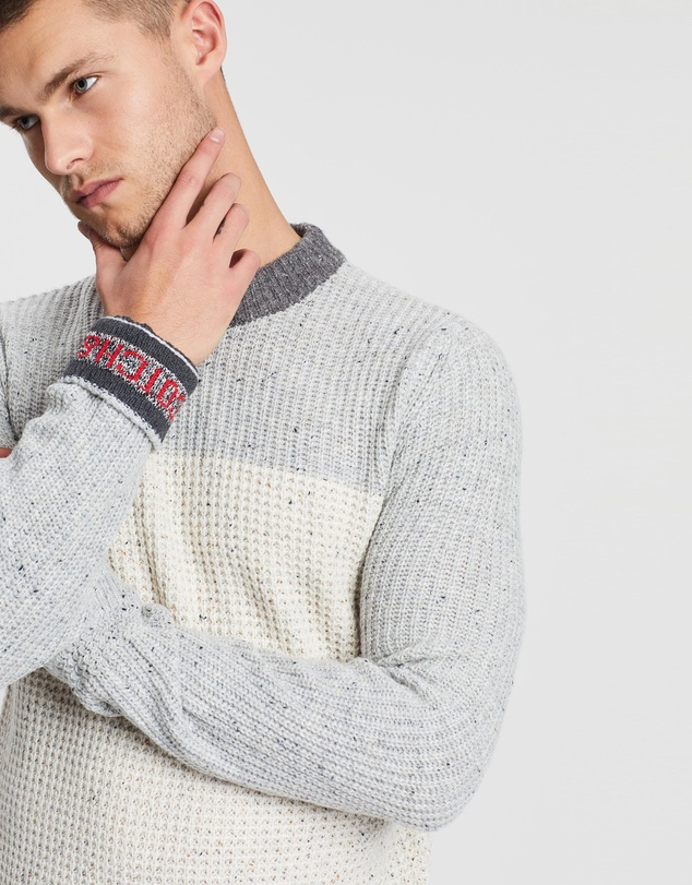 Scotch & Soda - Nepped Chunky Sweater