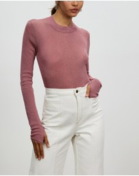 Bec + Bridge - Electric Avenue Knit Skivvy