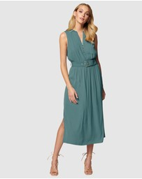 Forever New - Penelope Tiered Midi Dress