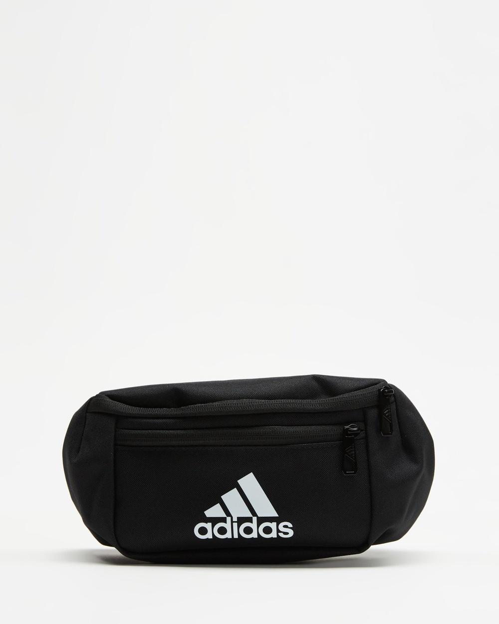 adidas Performance Classic Essential Waist Bag Bum Bags Black