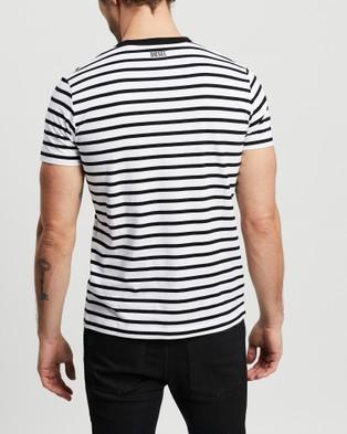 Diesel - T Diegosco T Shirt - T-Shirts & Singlets (White & Black) T-Diegosco T-Shirt