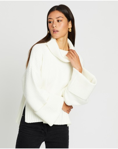 CAMILLA AND MARC - Theodore Knit Top