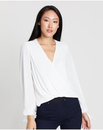 Karen Millen - Draped Blouse