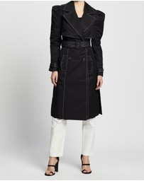 Misha Collection - Rella Trench Coat